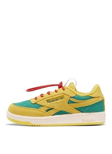 Reebok Yürüyüş Ayakkabısı Sarı